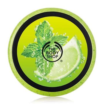 The Body Shop Virgin Mojito Body Scrub