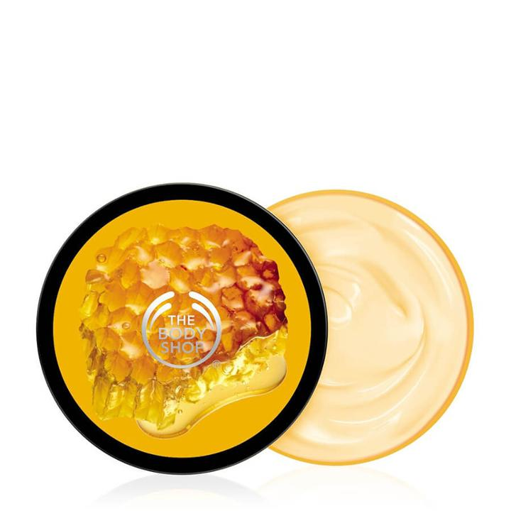The Body Shop Mini Honeymania Body Butter