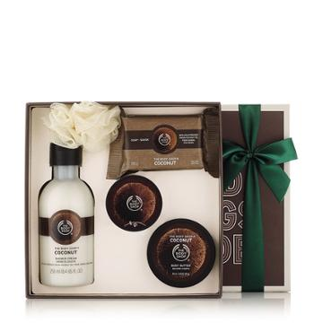 The Body Shop Coconut Bath & Body Small Gift