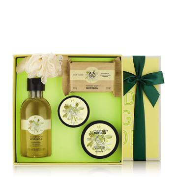 The Body Shop Moringa Bath & Body Small Gift
