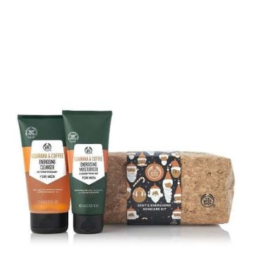 The Body Shop Gent's Energizing Skincare Kit