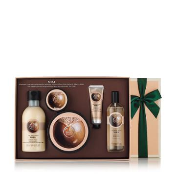 The Body Shop Shea Bath & Body Medium Gift