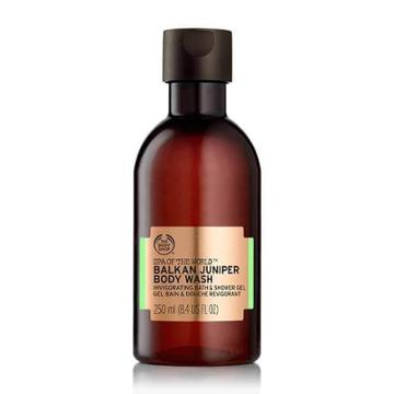 The Body Shop Spa Of The World Balkan Juniper Bath & Shower Gel