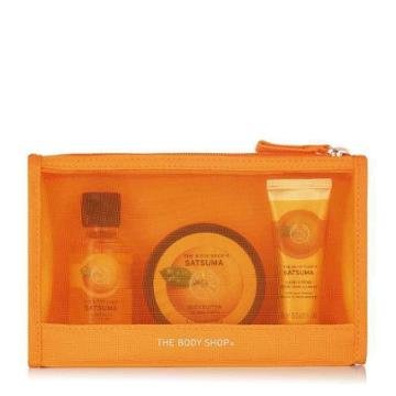 The Body Shop Satusuma Delights Bag