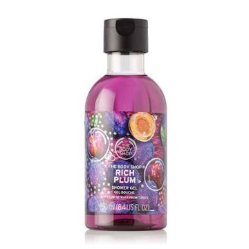The Body Shop Rich Plum Shower Gel