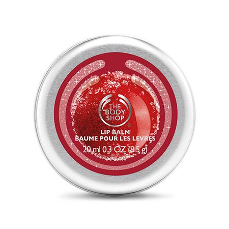 The Body Shop Frosted Cranberry Lip Balm