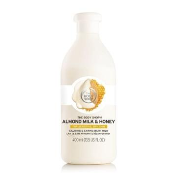 The Body Shop Almond Milk & Honey Bath Milk