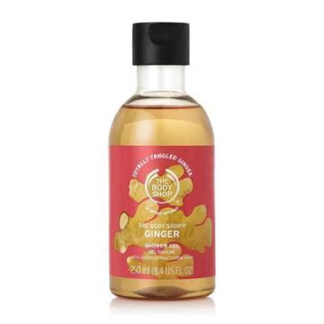 The Body Shop Limited Edition Ginger Shower Gel