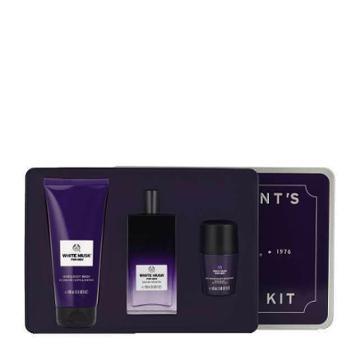 The Body Shop Modern Gent's White Musk® Fragrance Kit