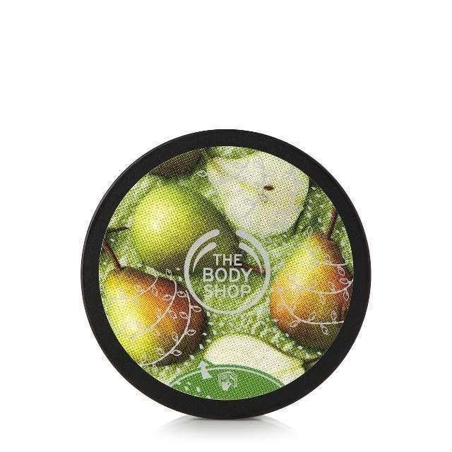 The Body Shop Warm Vanilla Body Butter