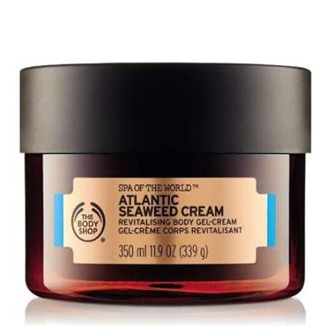 The Body Shop Spa Of The World Atlantic Seaweed Gel-cream