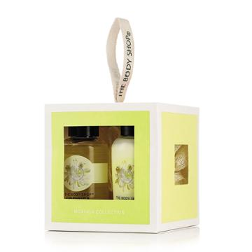 The Body Shop Moringa Bath & Body Gift Cube