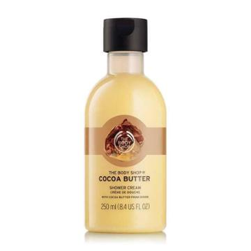 The Body Shop Cocoa Butter Shower Cream