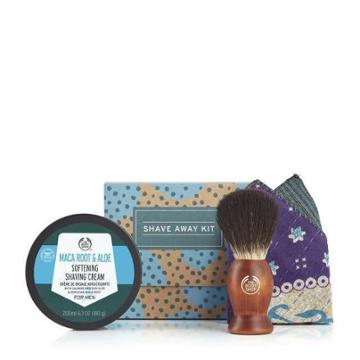 The Body Shop Shave Away Kit