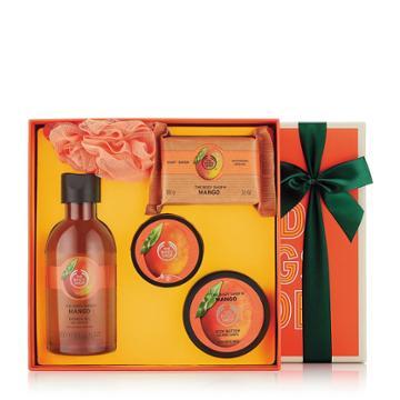 The Body Shop Mango Bath & Body Small Gift