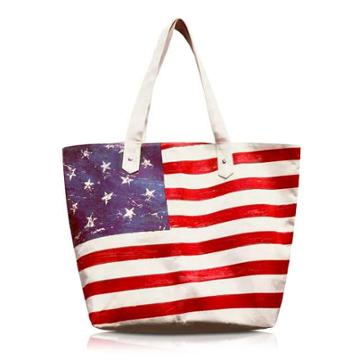 The Body Shop 4th Of July Tote Bag