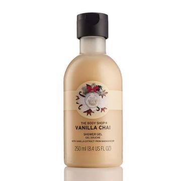 The Body Shop Vanilla Chai Shower Gel