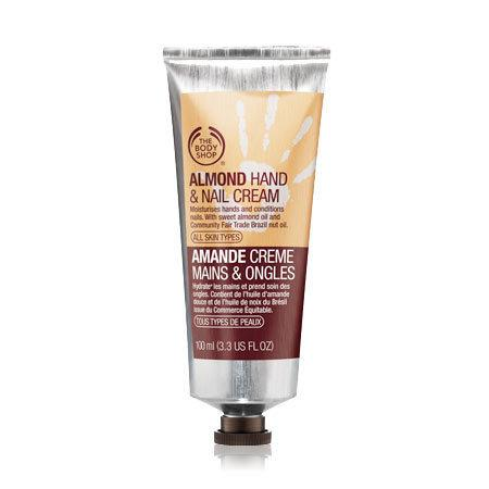The Body Shop Almond Limited Edition Hand & Nail Cream