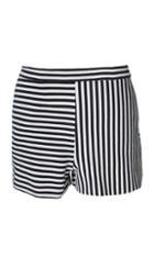 Ren Striped Knit Shorts