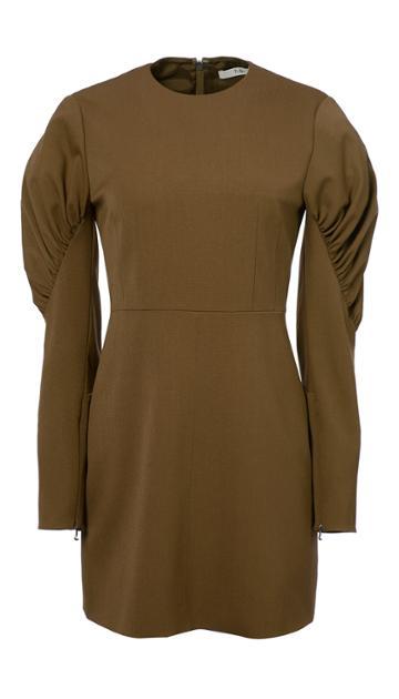 Viscose Twill Florence Dress