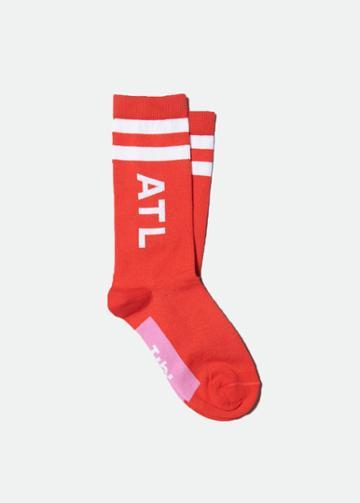 Atl Airport Socks