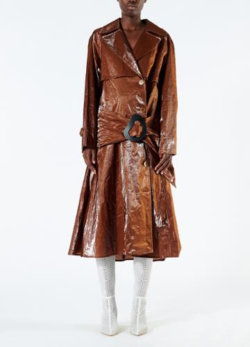 Tech Trench With Removable Belt