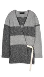 Luxe Tweed Long Cardigan