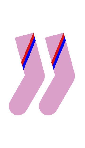 Hkg Airport Socks