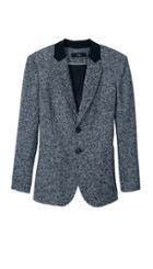 Bosworth Tweed Boyfriend Jacket