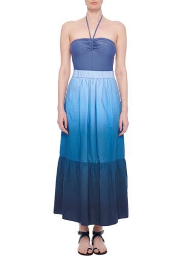 Dip Dye Full Skirt