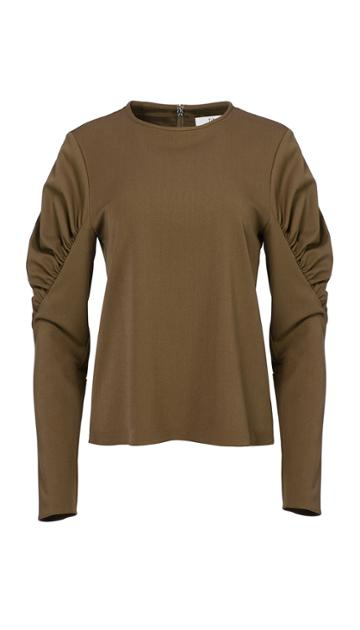 Viscose Twill Florence Top