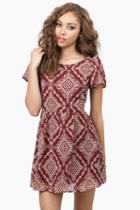 Tobi Charice Dress