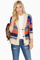 Tobi Colorado Rocksteady Cardigan