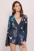 Stylestalker Oasis Floral Romper