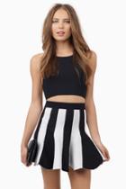 Tobi Defying Gravity Skirt
