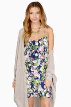 Tobi Spring Showers Dress
