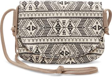 Toms Toms Forest Tribal Venice Crossbody Bag