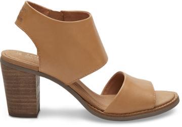Toms Toms Sandstorm Women's Majorca Cutout Sandals - Size 8