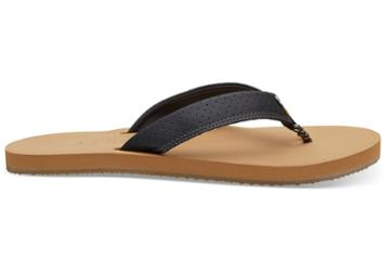 Toms Forged Iron Matte Iridescent Women's Gabi Flip-flops