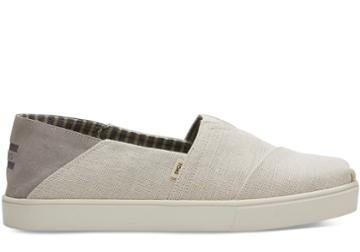 Toms Birch Heritage Canvas Convertible Cupsole Mens Classics