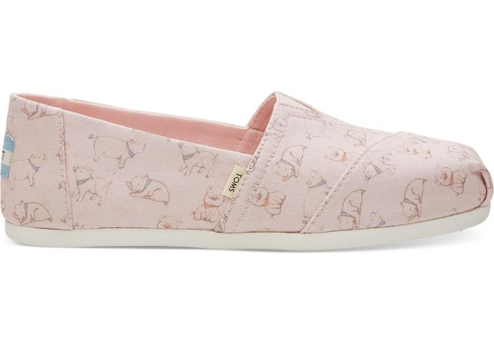 Toms Year Of The Pig Canvas Women's Classics