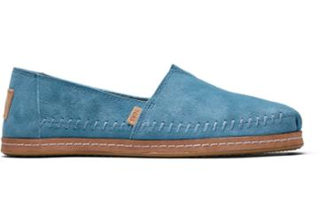 Toms Sky Suede Leather Wrap Women's Classics