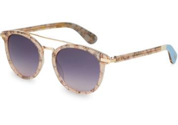 Toms Disney X Toms Jaq And Gus Harlan Sunglasses With Navy Pink Gradient Lens