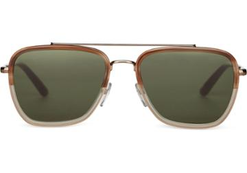 Toms Toms Irwin Honey Fade Sunglasses With Olive Gradient Lens