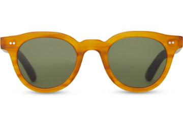 Toms Toms Fin Butterscotch Sunglasses With Olive Gradient Lens