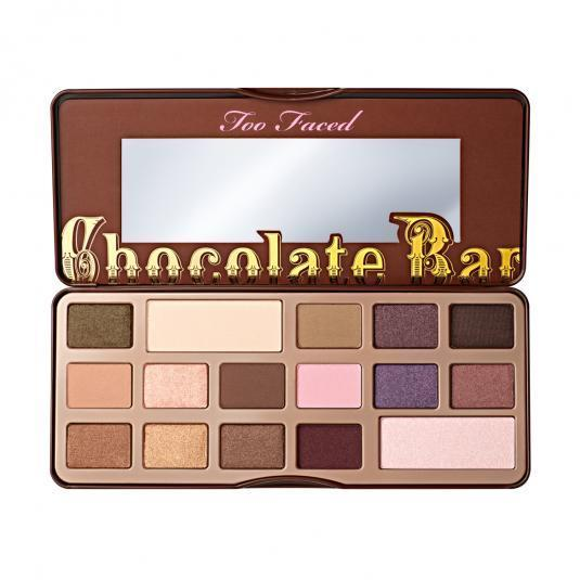 Too Faced Chocolate Bar Eye Shadow Collection