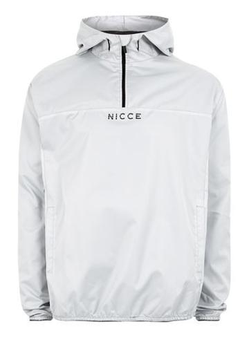 Topman Mens Grey Nicce Gray Sport Jacket