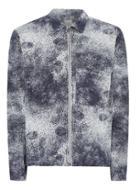 Topman Mens Ltd Navy Preston Corduroy Overshirt
