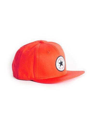 Topman Mens Converse Orange Snapback Cap