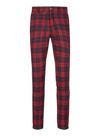 Vito 'boye' Check Pants